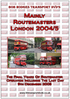 Mainly Routemasters London 2004/5