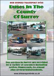 Buses In The County Of Surrey