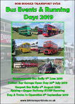 Bus Events & Running Days 2019 DVD